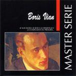 Pochette Boris Vian (Master Série)