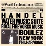 Pochette CBS Great Performances, Volume 88: Water Music Suite / Royal Fireworks Music