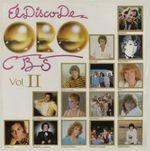 Pochette El discos de oro CBS Vol. II