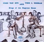 Pochette Kings of the Ragtime Banjo
