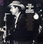 Pochette The World of Johnny Horton