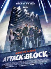 Affiche Attack the Block
