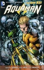 Couverture The Trench - Aquaman Vol. 1