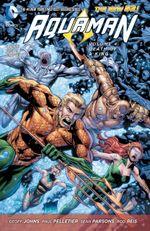 Couverture Death of a King - Aquaman Vol. 4
