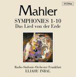 Pochette Symphonies 1-10 / Das Lied von der Erde