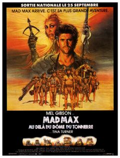 Affiche Mad Max : Au-delà du dôme du tonnerre