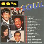 Pochette The 60's Collection: 60's Soul