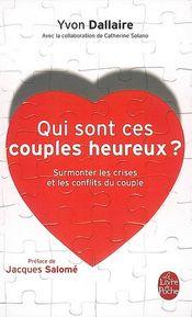 Couverture Qui sont ces couples heureux ?
