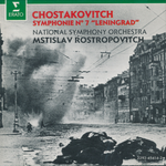 "Pochette Symphonie Nº 7 ""Leningrad"""