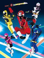 Affiche Shuriken Sentai Ninninger
