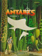 Couverture Antarès, tome 2