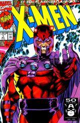 Couverture X-Men (1991 - 2012)