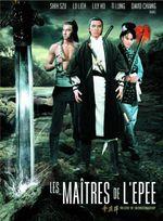 Affiche Les Maîtres de l'épée