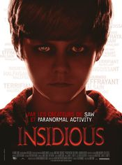 Affiche Insidious