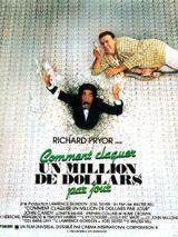 Affiche Comment claquer un million de dollars par jour