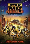 Affiche Star Wars Rebels - Saison 1