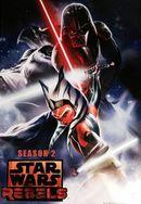 Affiche Star Wars Rebels - Saison 2