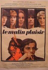 Affiche Le Malin Plaisir