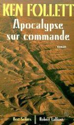 Couverture Apocalypse sur commande