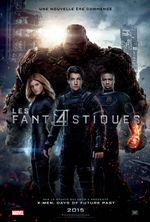 Affiche Les 4 Fantastiques