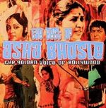 Pochette The Best of Asha Bhosle: The Golden Voice of Bollywood