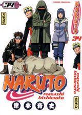 Couverture Naruto, tome 34