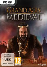 Jaquette Grand Ages : Medieval