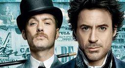 Cover Les meilleurs adaptations d'Arthur Conan Doyle au cinéma