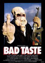 Affiche Bad Taste