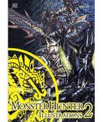 Couverture Monster Hunter Illustrations 2