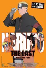 Affiche Naruto: The Last