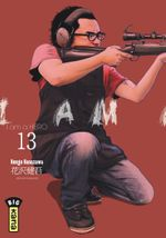 Couverture I am a hero, volume 13