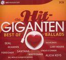 Pochette Die Hit-Giganten: Best of Ballads