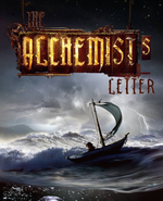 Affiche La lettre de l'Alchimiste