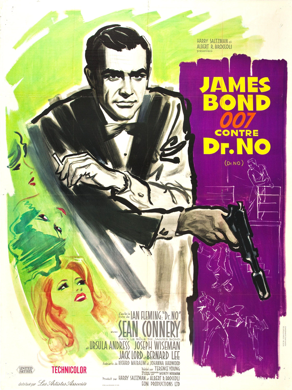 James Bond 007 contre Dr. No - Film (1962) - SensCritique