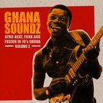 Pochette Ghana Soundz, Volume 2