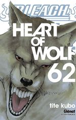 Couverture Heart of Wolf - Bleach, tome 62