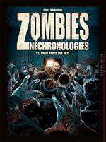 Couverture Mort parce que bête - Zombies Néchronologies, tome 2