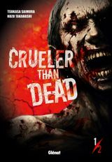 Couverture Crueler than Dead, tome 1