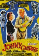 Affiche Johnny Guitare