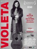 Affiche Violeta