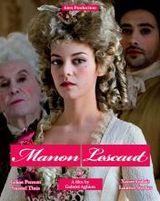 Affiche Manon Lescaut