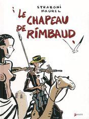 Couverture Le Chapeau de Rimbaud