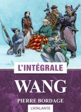 Couverture Wang - L'intégrale