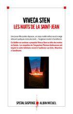 Couverture Les nuits de la Saint-Jean
