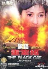 Affiche The Black Cat Agent Files