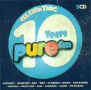 Pochette Pure FM : 10 years