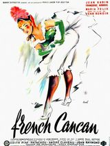 Affiche French Cancan