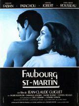 Affiche Faubourg Saint-Martin