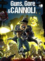 Jaquette Guns, Gore & Cannoli